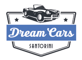 Santorini Dream Cars Logo