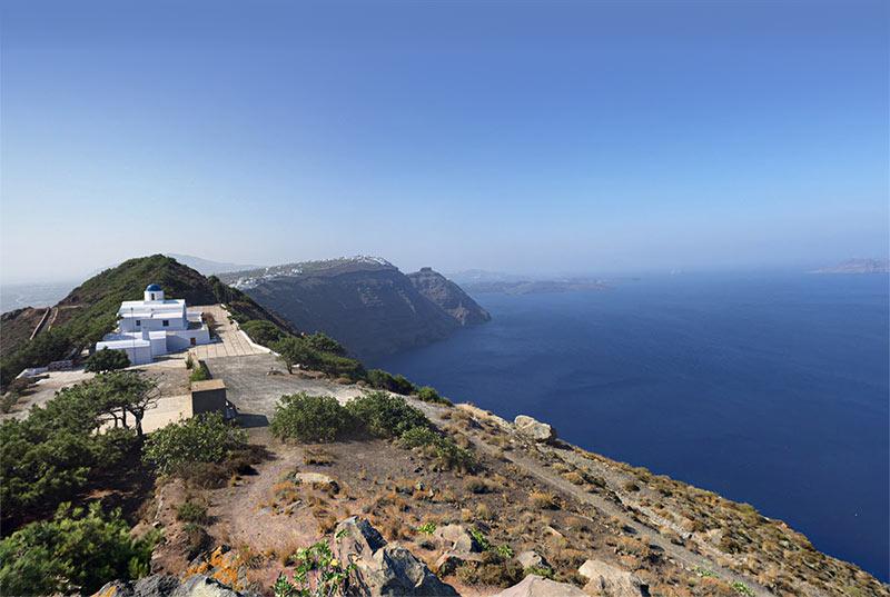 Profitis ilias Santorini