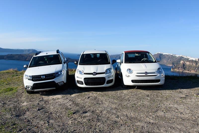 Renta a Car Santorini