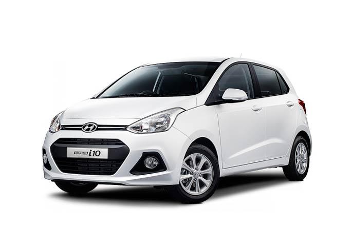 Hyundai I10 Low Cost Car Hire In Santorini